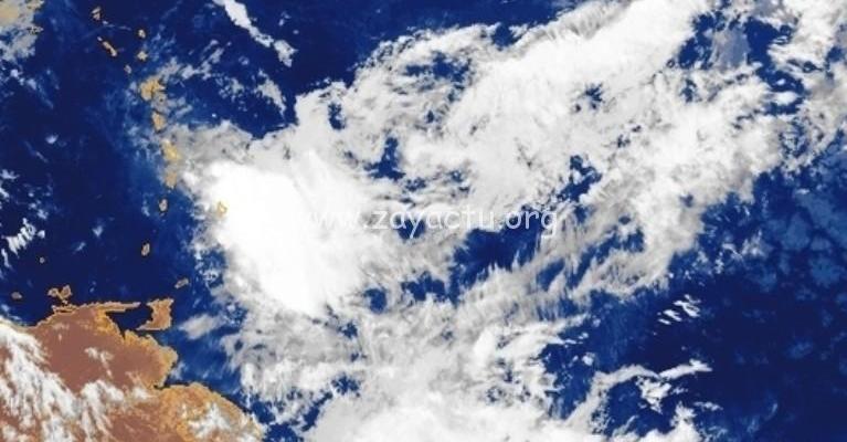 Première onde tropicale de la saison cyclonique 2020
