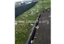 Photo de TCSP : la gare routière de Carrère de nouveau dans un état lamentable (VIDÉO)