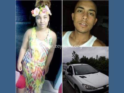 Deux corps retrouvés dans une voiture tombée dans la mer à la Réunion