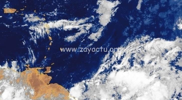 Une onde tropicale placée sous surveillance