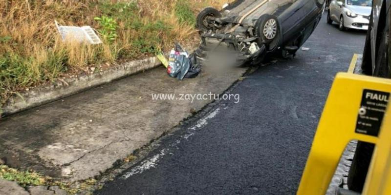 accident à Bellefontaine