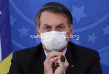 Photo de Coronavirus : Jair Bolsonaro, le président Brésilien testé positif au covid-19
