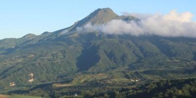 La Montagne Pelée.