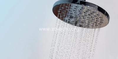 Une douche. Image d'illustration.
