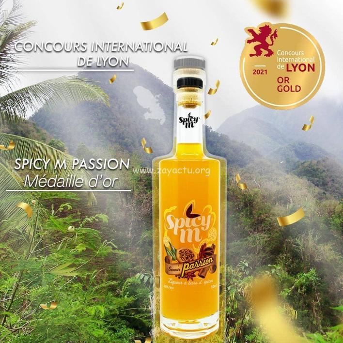 Spicy M Passion