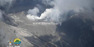 Volcan la Soufrière