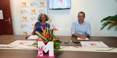 Martinique Travel Show CMT