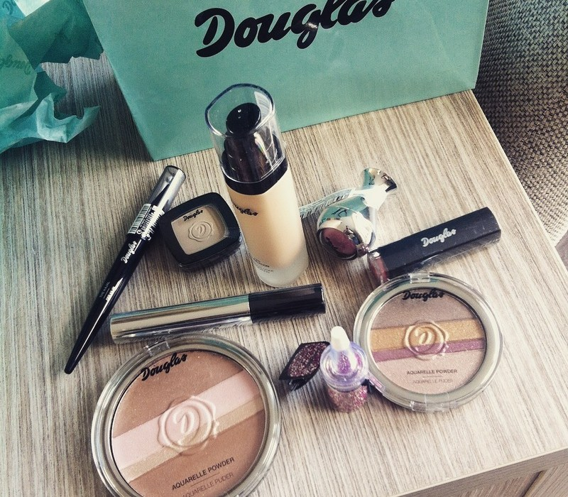 Nieuw: Douglas make-up!