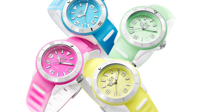 Ice Watch Glow in the dark