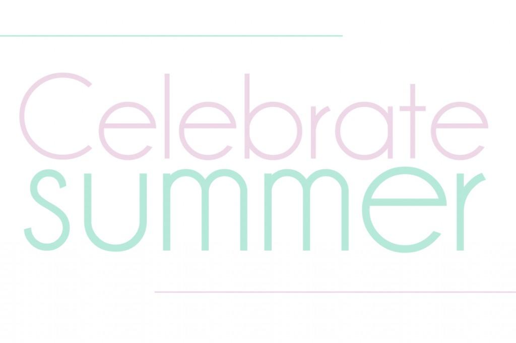 Invito Celebrate Summer