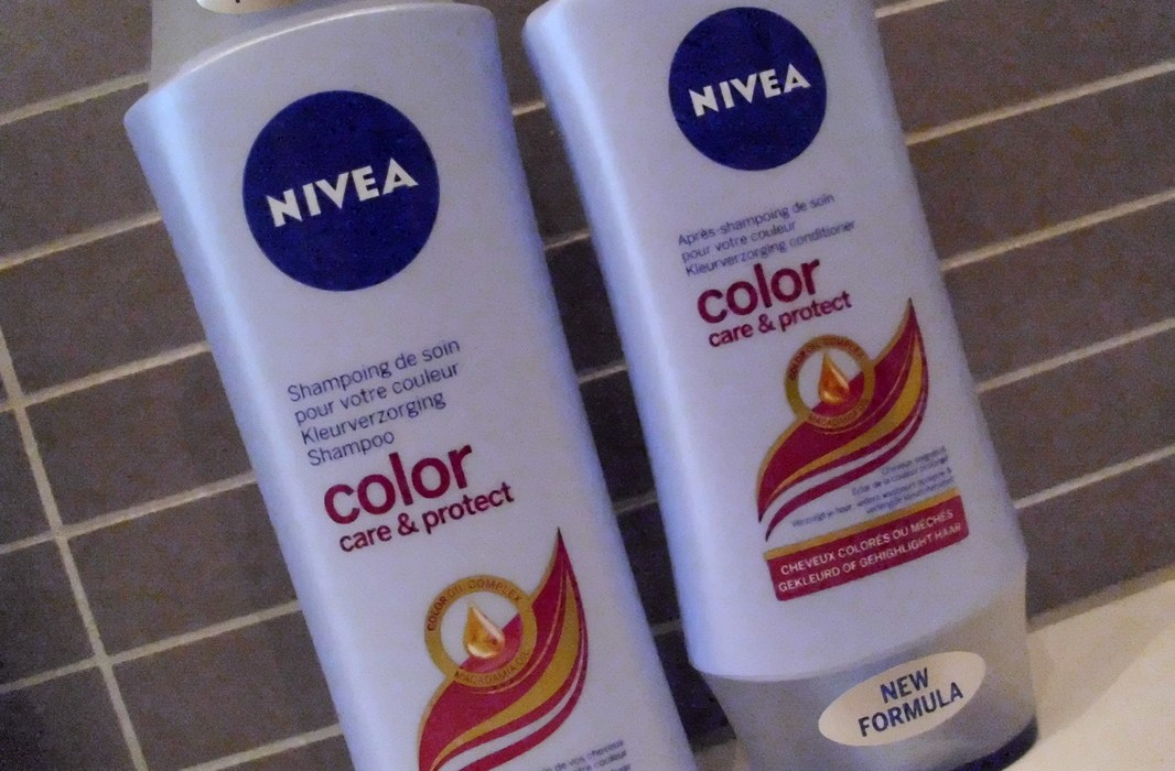Nivea Color Care & Protect haarverzorging