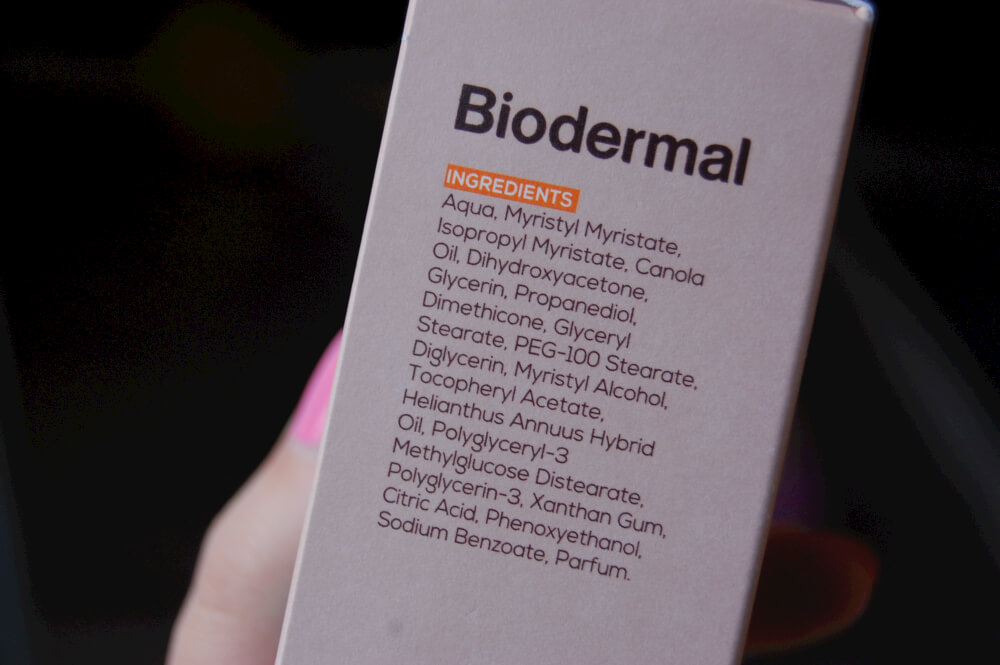 Biodermal Sun Kissed