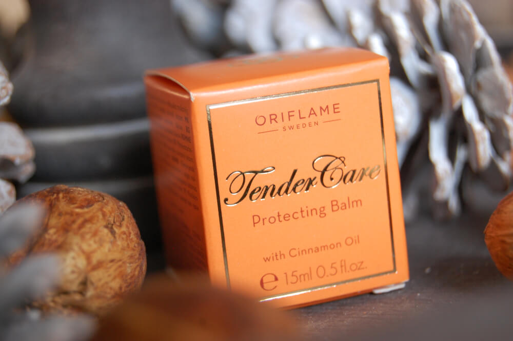 Oriflame Tender Care Protecting Balm Cinnamon