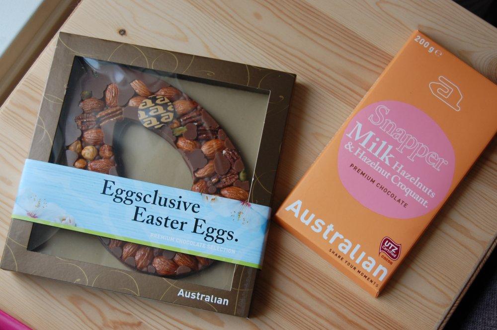 Australian Chocolade