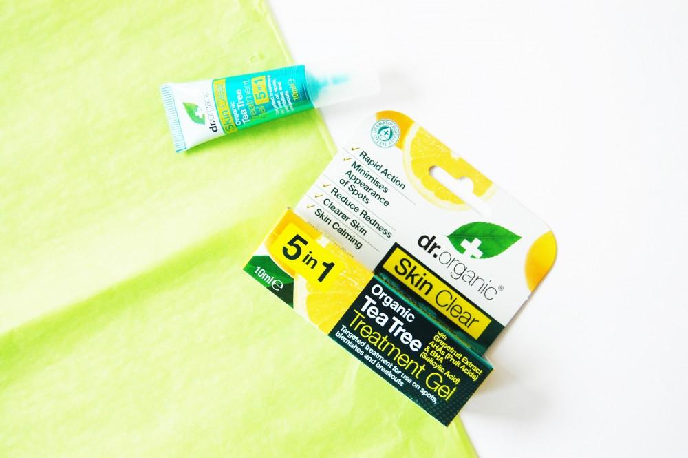 Dr. Organic Skin Clear 5 in 1
