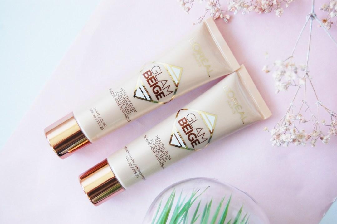 L'Oréal Glam Beige Healthy Glow Foundation