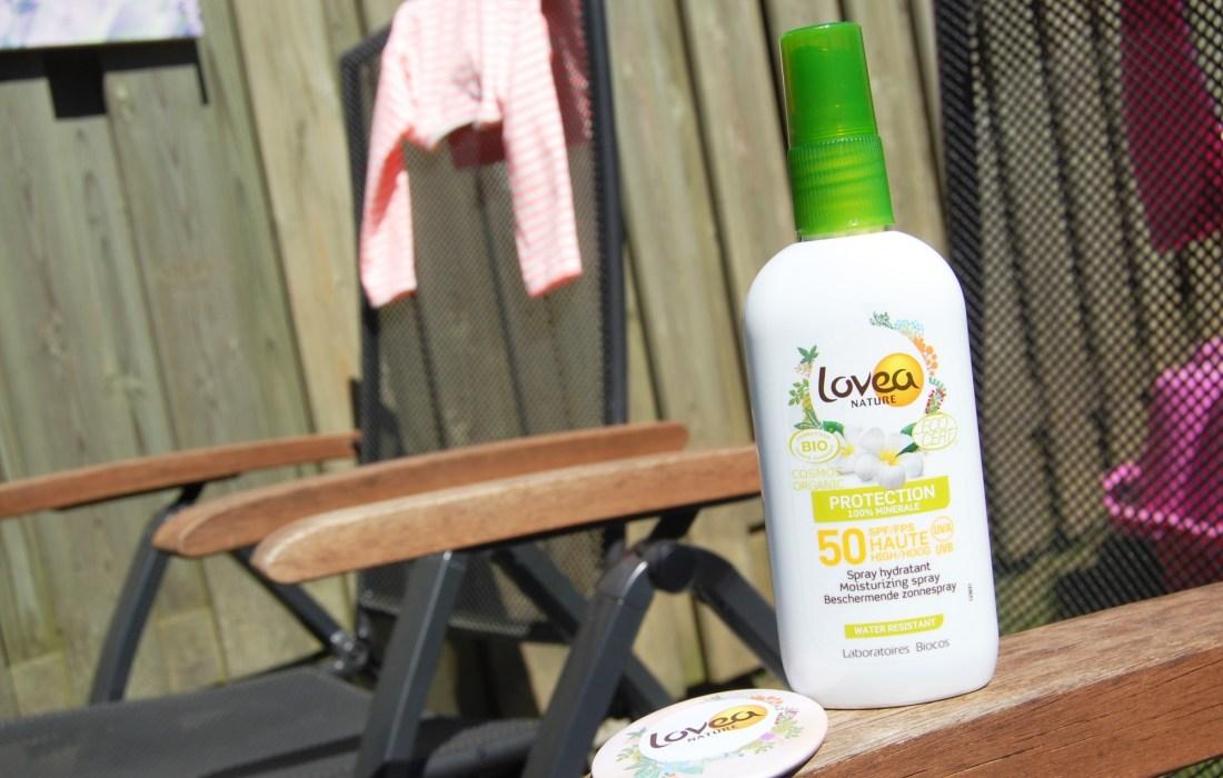 Lovea Nature Beschermende Zonnespray SPF50