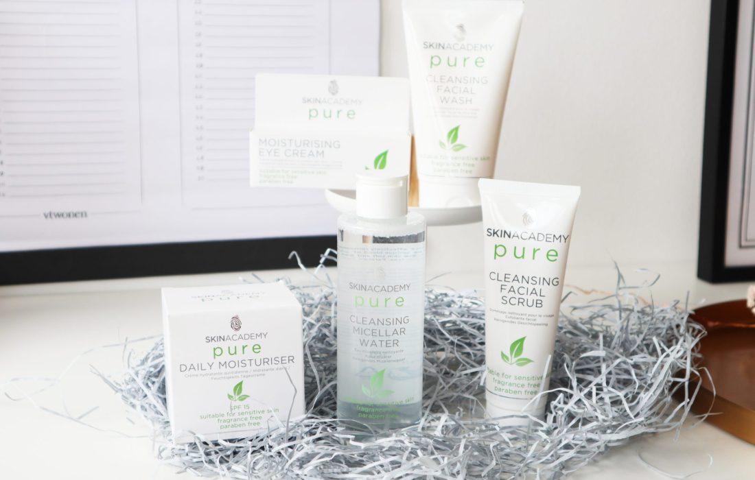 Pure en zuivere gezichtsverzorging met SkinAcademy Pure