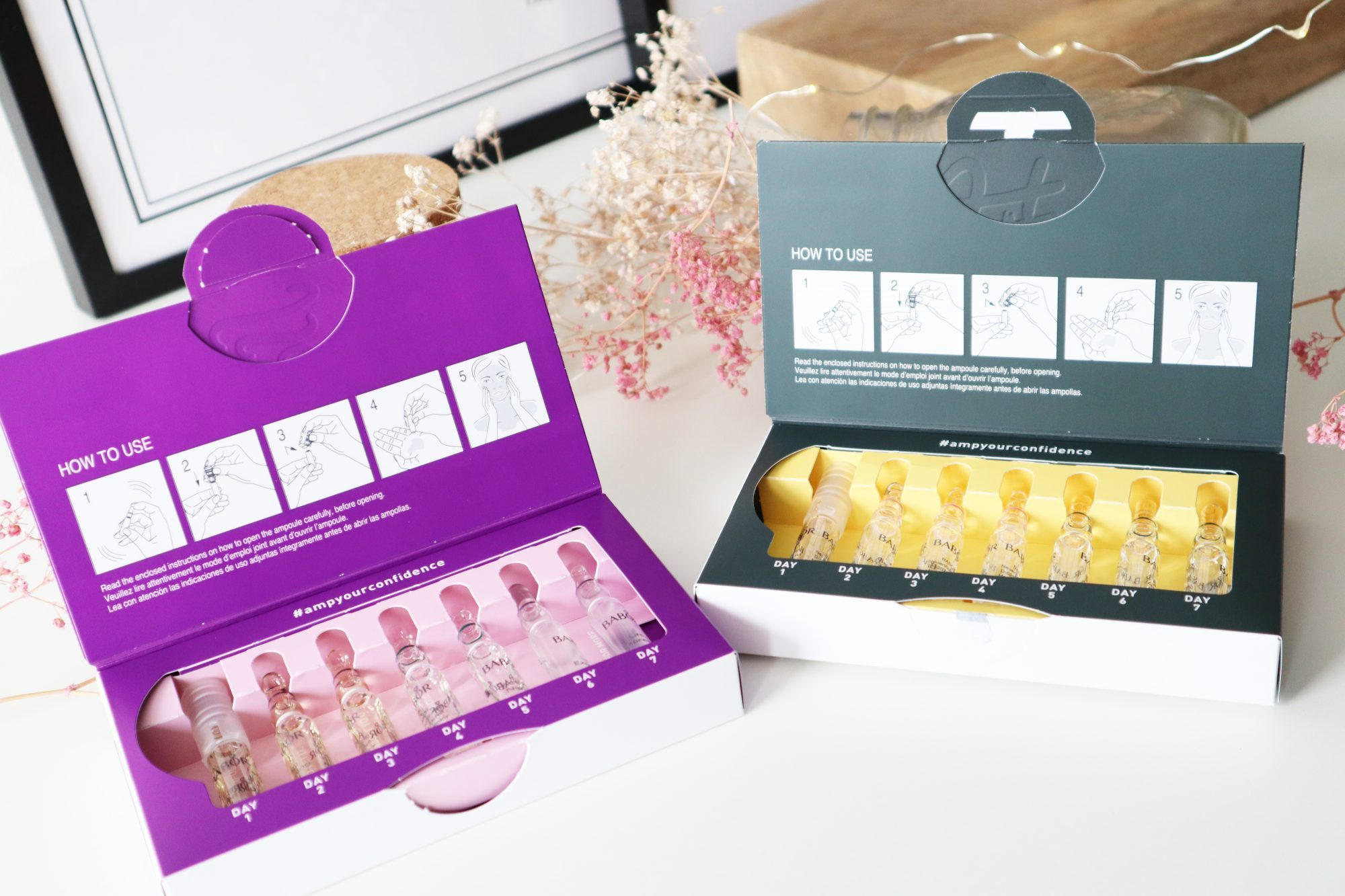 BABOR Ampoules Concentrates