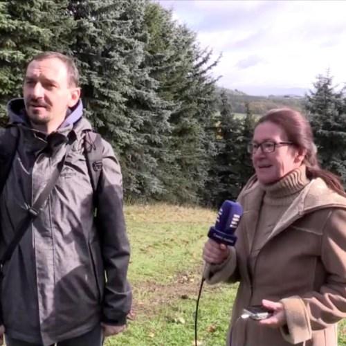 Eva Bucharová a Jiří Svoboda
