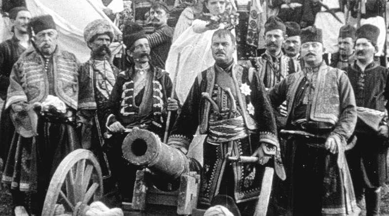 Карађорђе (филм) 1911
