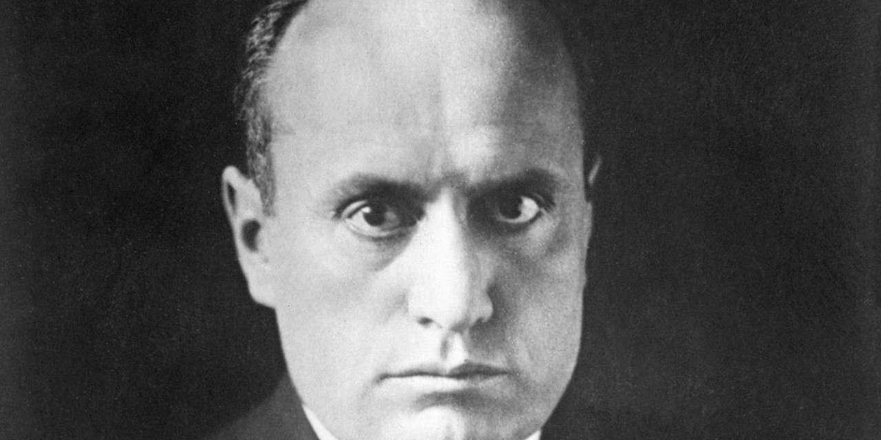 "Бенито Мусолини ""ДОКТРИНА ФАШИЗМА"" , Benito Mussolini ""La Dottrina del Fascismo"""