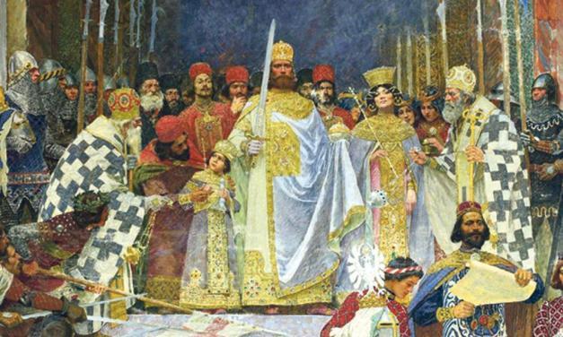 На царев Аранђеловдан