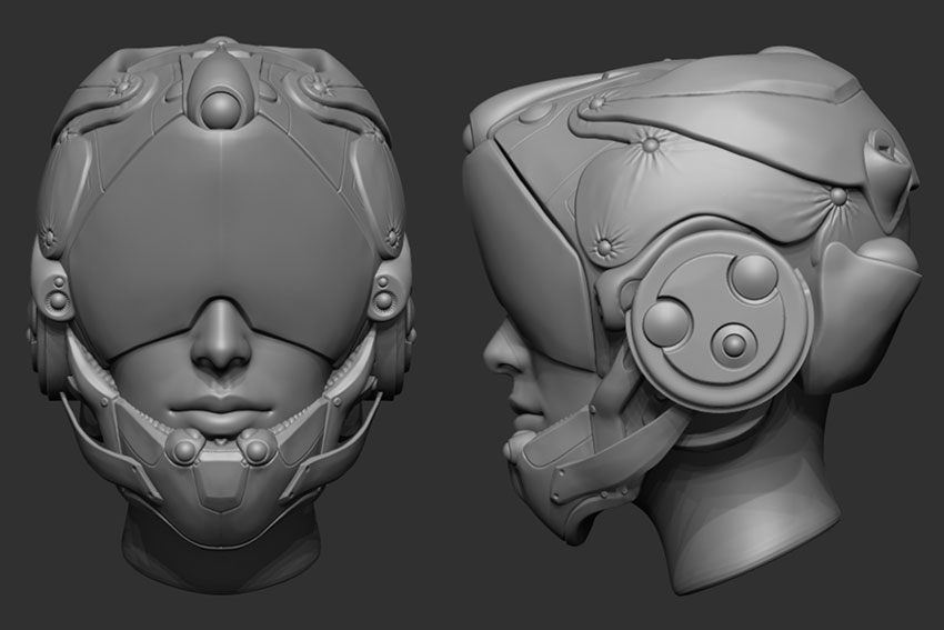 Getting Started With ZBrushCore   ZBrush Guides