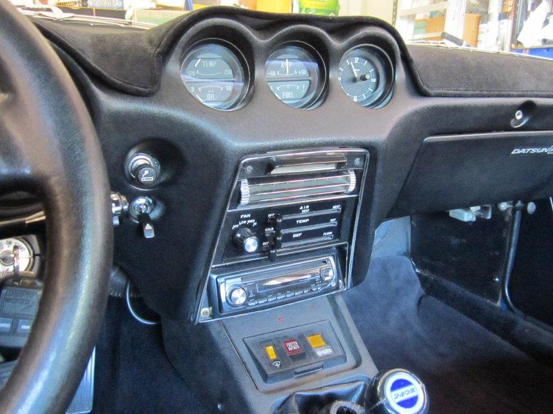 Z Car Blog 1973 Datsun 240z Turbo