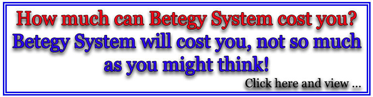 Betegy System - Best Predictions   ZCode™ System Exclusive