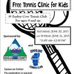 ZCTC Kids Clinic 2015