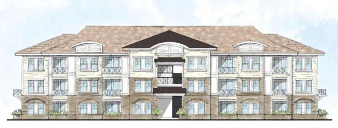 Large Apartment Complex Roved For Southern Pines Zimmer