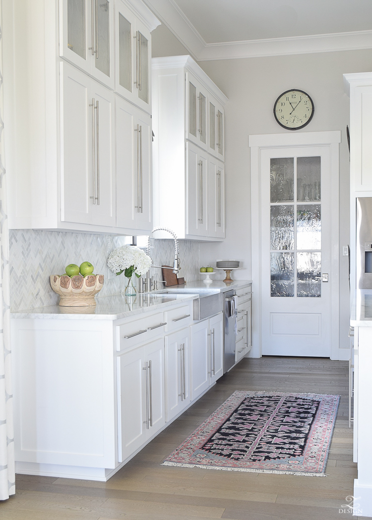 9 Simple Tips for Styling Your Kitchen Counters | ZDesign ... on Kitchen Counter Decor  id=24843