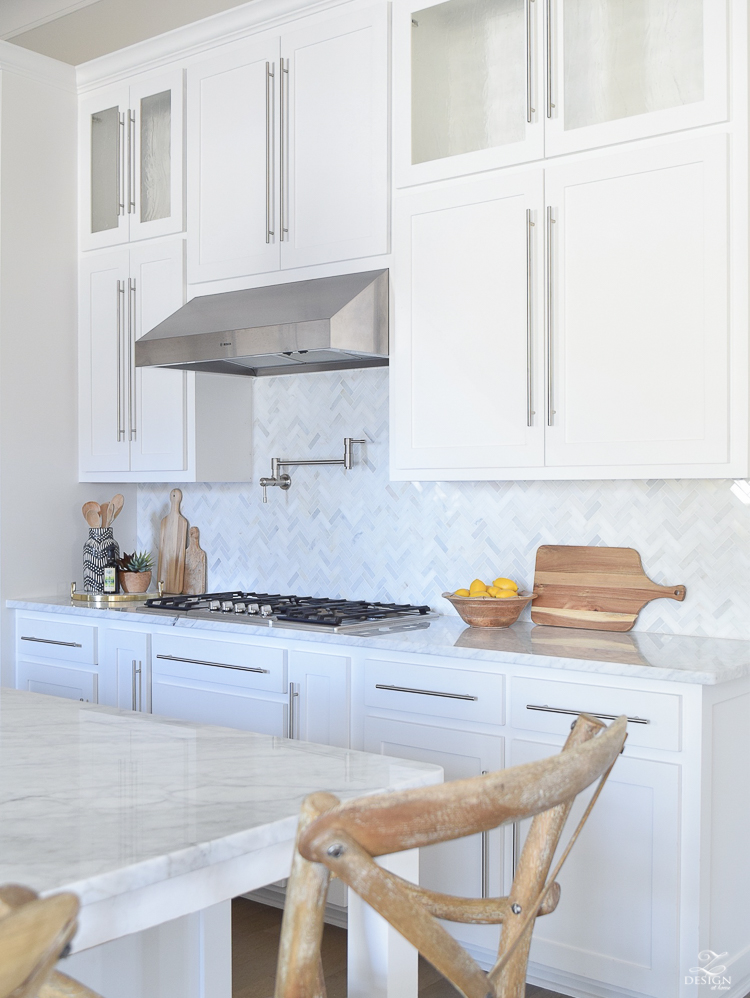 9 Simple Tips for Styling Your Kitchen Counters | ZDesign ... on Kitchen Counter Decor Modern  id=75480