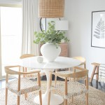 Casual Chic Dining Room Reveal Zdesign At Home