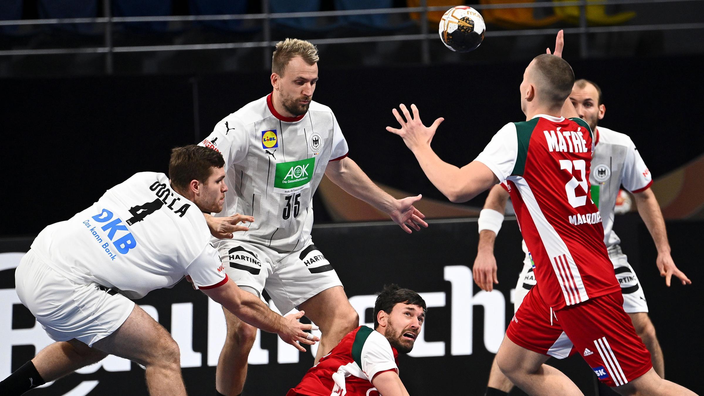 handball wm dhb team verliert gegen