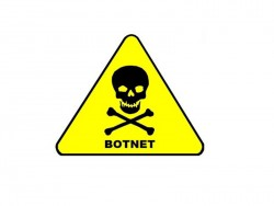 botnet warning label