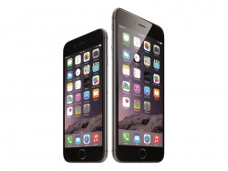 iPhone 6 plus and iPhone 6 (image: Apple)