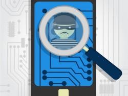 Smartphone hackers (image: Shutterstock/drical)