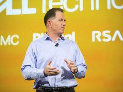 Michael Dell (image: Dell Technologies)