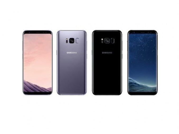Galaxy S8 (image: Evan Blass)