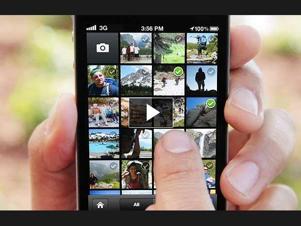 Facebook Camera, logiciels retouche et capture... vos mises à jour hebdo
