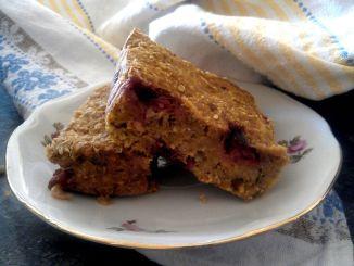 ovesný koláč