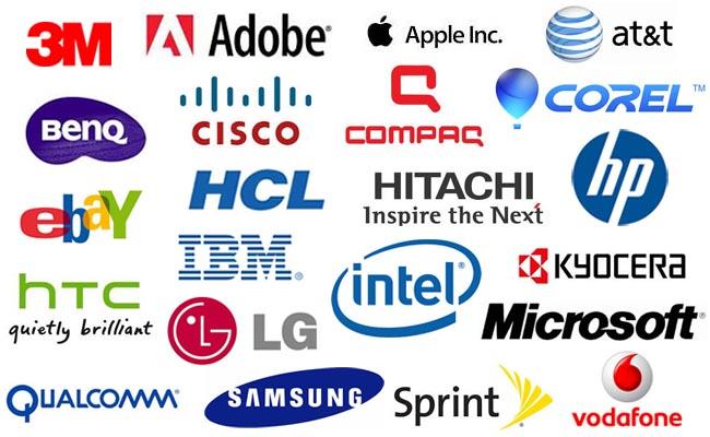 نتيجة بحث الصور عن technology companies