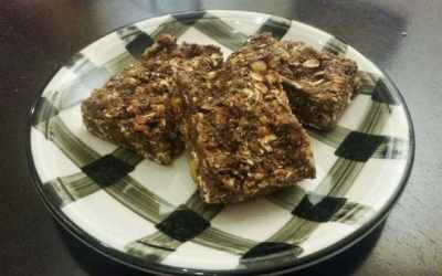 Protein Power Bars