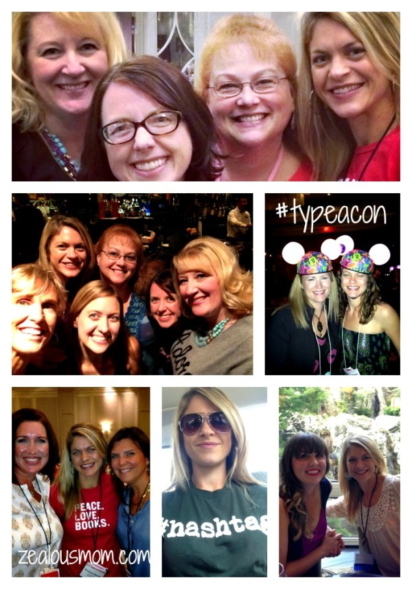 Have you ever attended a conference that made our career or made you who you are as a professional? This was the one for me. #typeacon #blogging @zealousmom.com