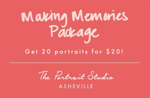 3 Reasons to Visit The Portrait Studio-Asheville #AVL #photography @zealousmom.com
