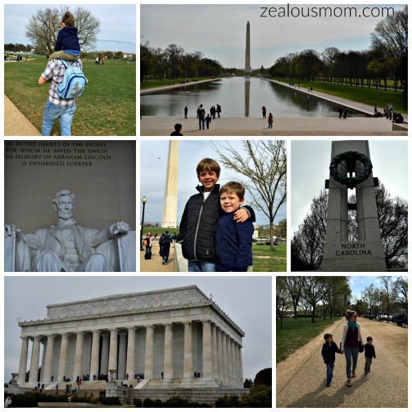 Heading to Washington, DC with the family? Here are a number of tips to make your trip more efficient and enjoyable. Have fun! @zealousmom.com