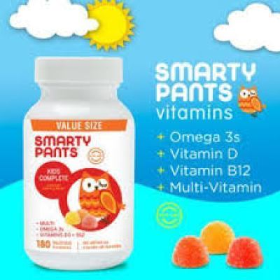Make your kids happy with Smarty Pants. They taste incredible and contain zero gross ingredients. My boys love them! @zealousmom.com