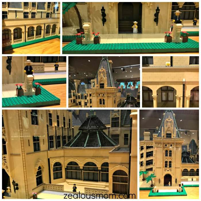 Visit Biltmore Estate this summer to enjoy a LEGO model of the Biltmore House and a train display chronicling the life of George Vanderbilt. Biltmore season passes will allow you to see all things Biltmore throughout the entire year. @zealousmom.com